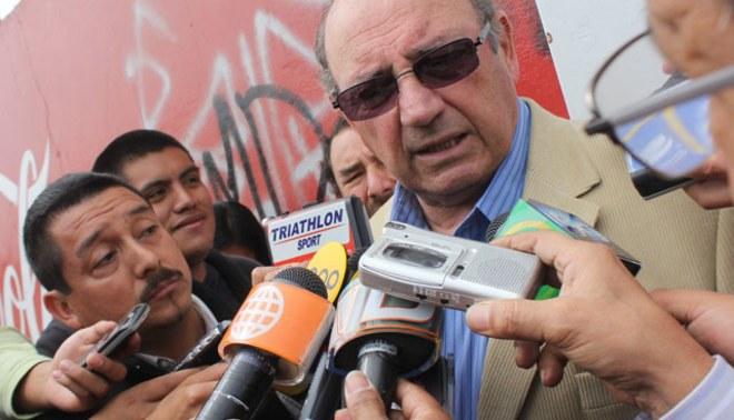 Sergio Markarián: Quiero que 'Cachito' Ramírez esté al 100 % de su capacidad