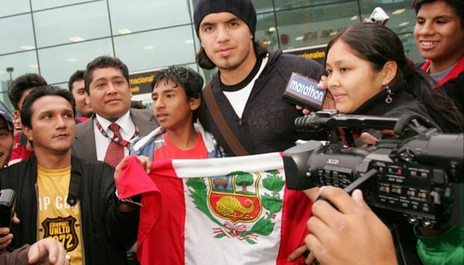La selección peruana viajaría en vuelo comercial a Quito