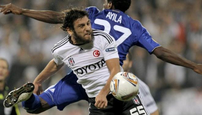 Europa League: Besiktas venció 1-0 al Dynamo de Kiev