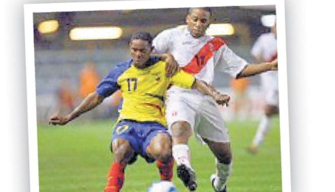 En  1978 logramos un empate clave en Quito