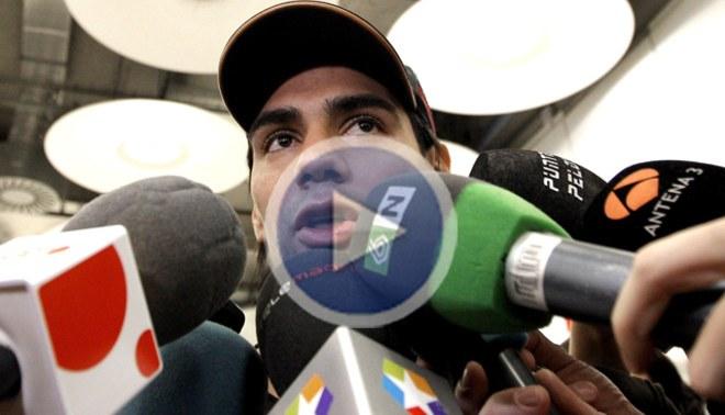 Radamel Falcao espera recuperarse para enfrentar al Real Madrid