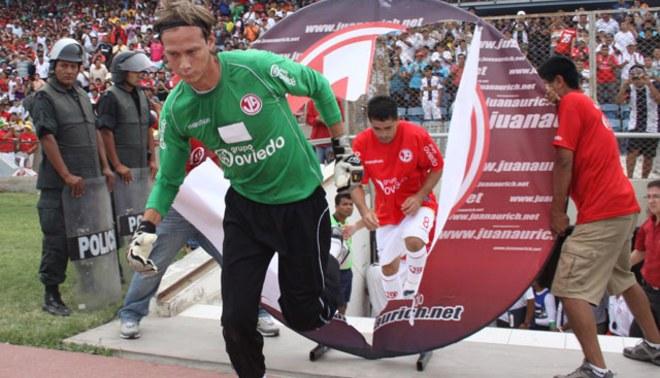 Diego Penny: Espero que los hinchas nos apoyen el domingo