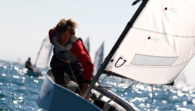 Javier Arribas representará al Perú en el Mundial de Optimist 2011 en Nueva Zelanda
