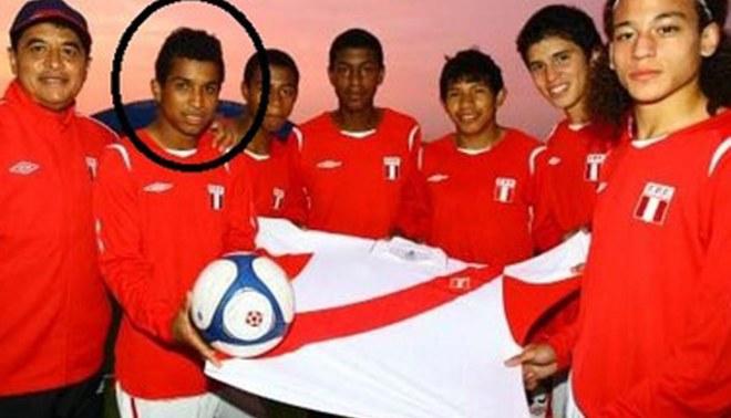 Juvenil Junior Ponce arregló por tres temporadas con Alianza Lima
