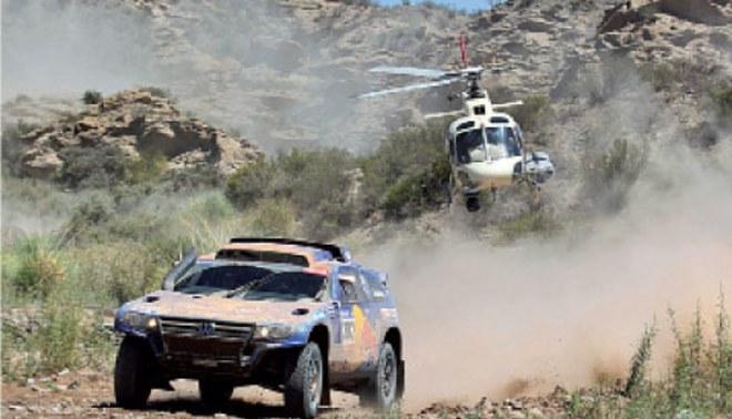 ¡El Dakar ruge!
