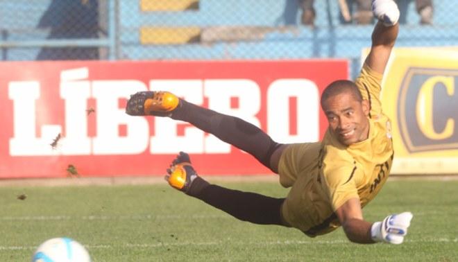 Arquero Joel Pinto llega de refuerzo para Sport Huancayo