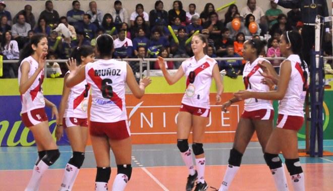 Federación Peruana de Voleibol apoyará a nueva generación