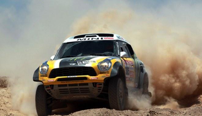 A tomar precauciones: Conozca las calles que se cerrarán por el Rally Dakar 2012