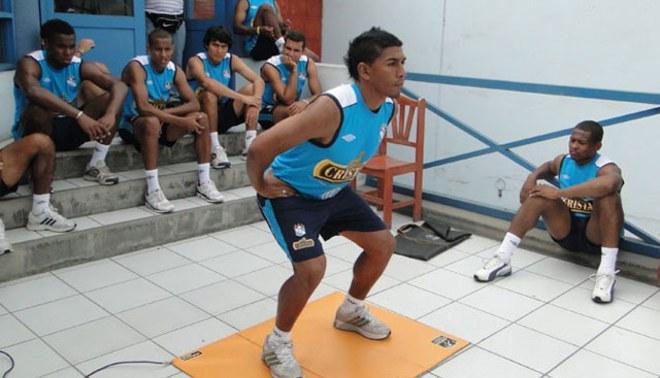 Primera baja: Juan Carlos Mariño se lesionó en la pretemporada de Sporting Cristal