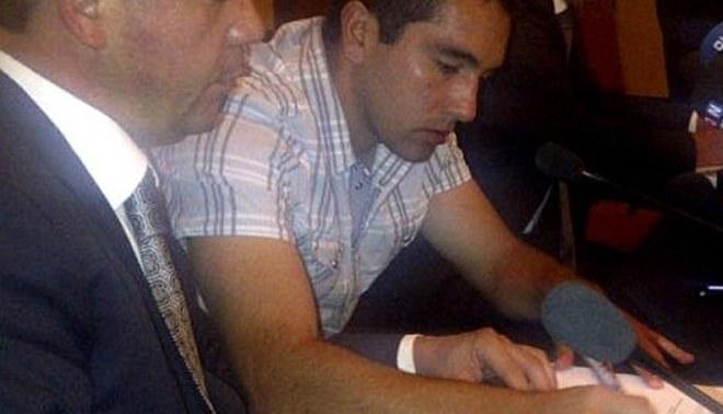 Ya se la puso: Fernando Meneses ya es jugador de Alianza Lima