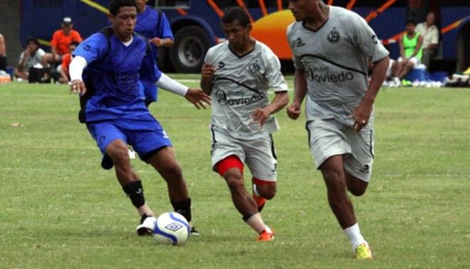 Puro amistoso: César Vallejo y Juan Aurich igualaron 1-1 en amistosos
