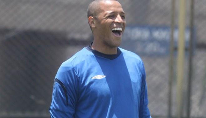 Jesús Rabanal a su arribo: Me seduce la idea de jugar por Alianza Lima