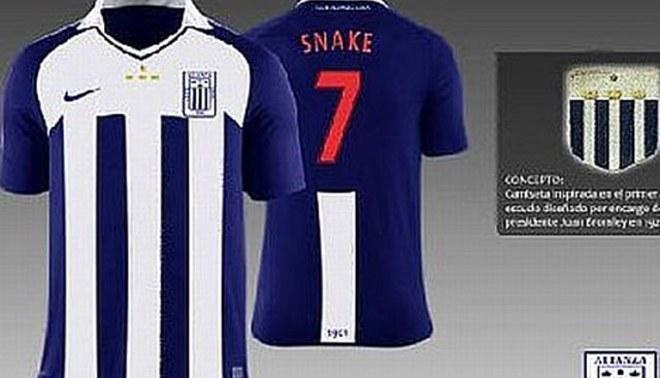 Ya la alucinan: Hinchas de Alianza Lima quieren ver la nueva camiseta
