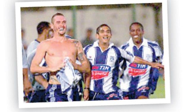 En el 2003, Alianza dio el batacazo en la Copa