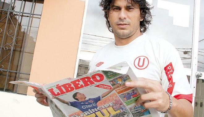 Cumplió su sueño: Paraguayo Walter Fretes jugará este año en Universitario