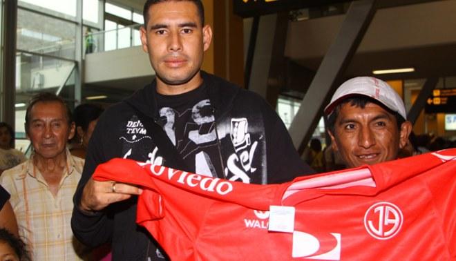 Jhon Valencia se pondrá al Aurich al hombro para que se recupere en la Libertadores