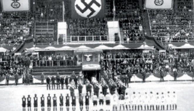 FC Start humilla a nazis y Hitler los manda a matar
