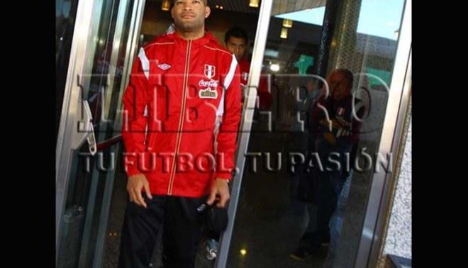 Sin el 'Mudo': Selección peruana viajó a Túnez