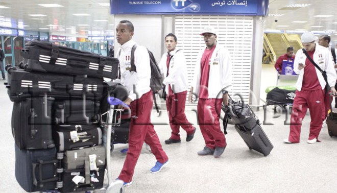 ¡Vamos Perú!: Selección llegó a Túnez y quedó listo para el amistoso de mañana