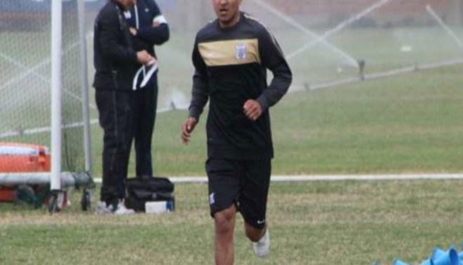 Otro que se va: Édgar González se marcharía rápido de Alianza Lima si le llega una oferta