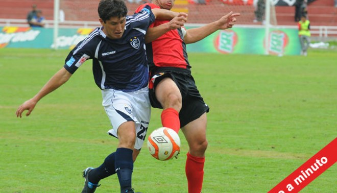 Minuto a Minuto: FBC Melgar 3-0 Cienciano