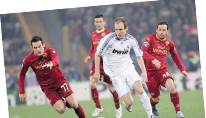 Robben, la venganza del ex Messi blanco