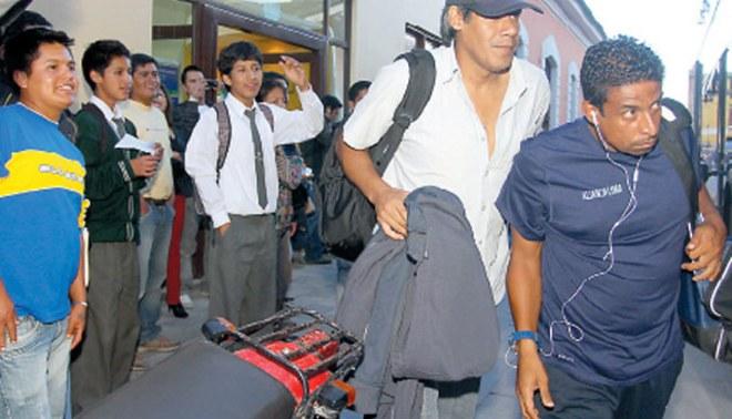 ¿Cantará en puna?: Alianza Lima enfrenta hoy a Inti Gas en Ayacucho