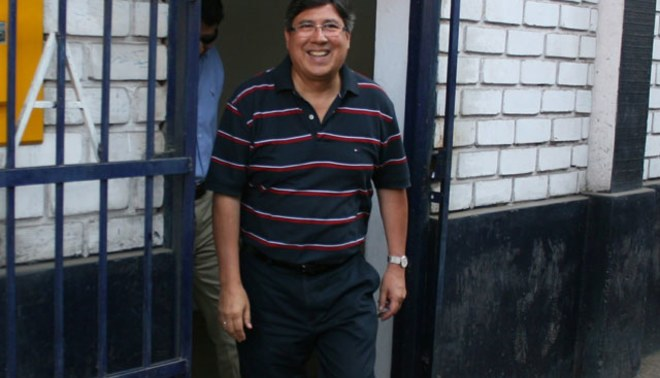 Guillermo Alarcón: Yo no vivo de Alianza Lima, vivo de mis ingresos