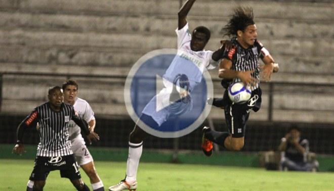 Se reparten los puntos: Alianza Lima empató 1-1 con San Martín en Matute