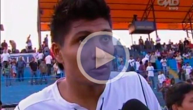 Luis Cardoza: Le ganamos a un Boys aguerrido