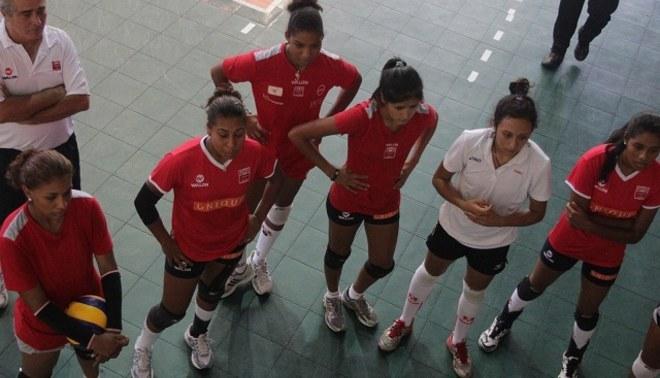 ¡Vamos chicas!: Voleibolistas peruanas tienen chance de clasificar a las olimpiadas 2012