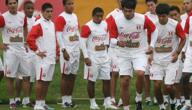 Selección peruana descendió dos posiciones en el ránking Mundial de la FIFA