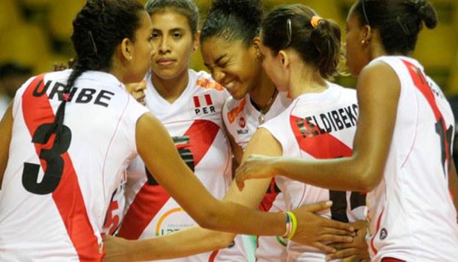 Perú cayó 3 a 0 con Brasil en Preolímpico clasificatorio a Londres 2012