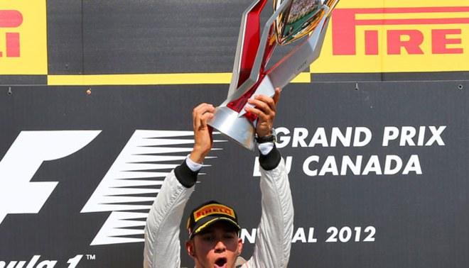 Lewis Hamilton se llevó el Gran Premio de Canadá