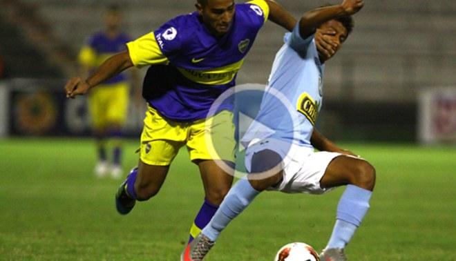 Eliminado de la Libertadores Sub 20: Sporting Cristal cayó 3-0 ante Boca Juniors