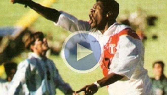 [VIDEO] Lo que tu viejo no te contó: El día que le ganamos 2 - 1 a los argentinos