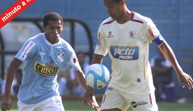 Minuto a Minuto: Sporting Cristal 1-0 León de Huánuco