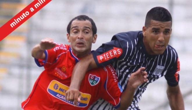 Minuto a Minuto: Unión Comercio 0-0 Alianza Lima