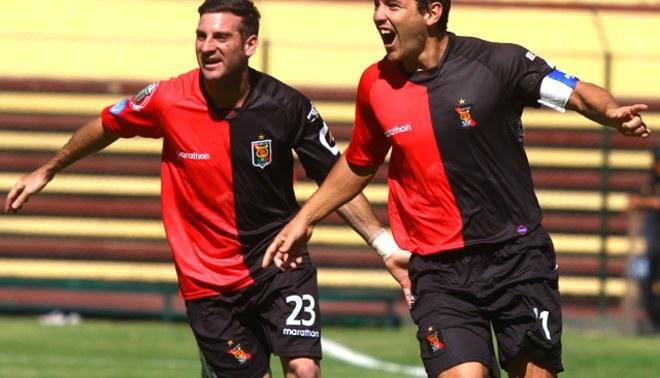La casa se respeta: Melgar venció 1-0 a Sport Huancayo