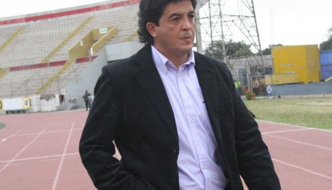 Víctor Rivera: Hace 14 fechas estamos en el primer lugar y eso es un mérito de los jugadores