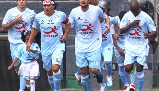 Será otra batalla: Real Garcilaso choca con José Gálvez en Chimbote