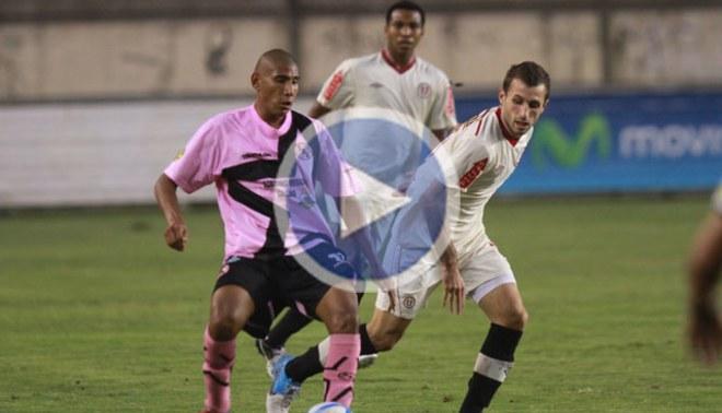 [VIDEO] Para seguir sumando: Universitario igualó 1-1 con Sport Boys