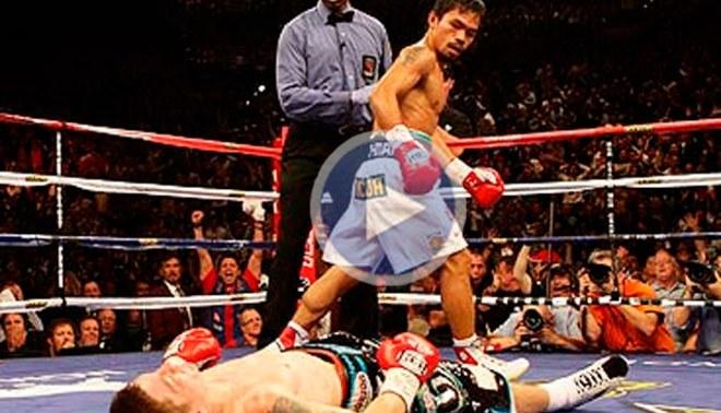 Lo que tu viejo no te contó: Manny Pacquiao opacó a los monstruos del boxeo