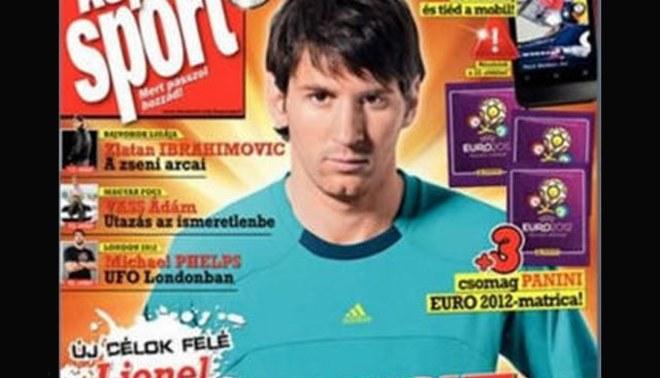 Lionel Messi demandaría a revista hungara por inventar entrevista