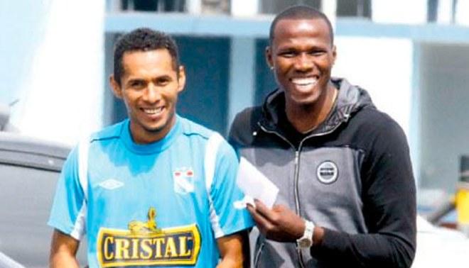 Colombiano Breyner Bonilla estuvo ayer en La Florida ¿Fichará por Sporting Cristal?