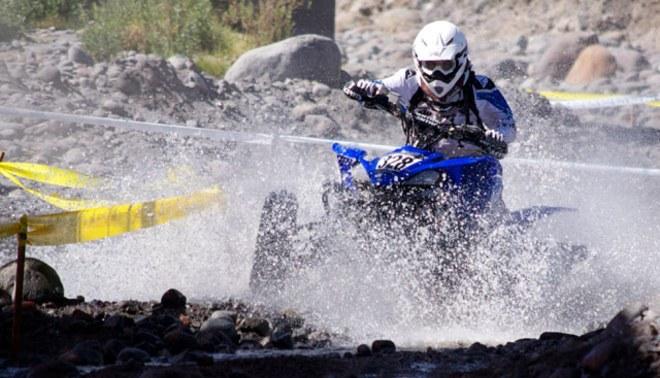 El cuatrimotero Christian Málaga confirmado para el Rally Dakar 2013