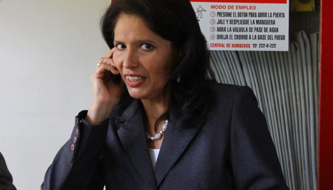 Susana Cuba niega acercamientos con Umaña como DT de Alianza Lima