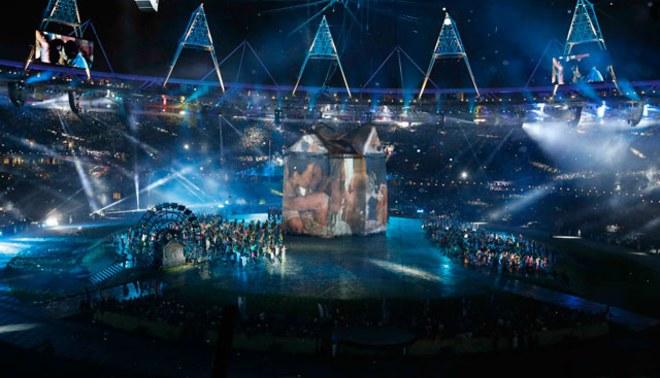 Londres 2012: Empezó la ceremonia de inauguración de los Juegos Olímpicos
