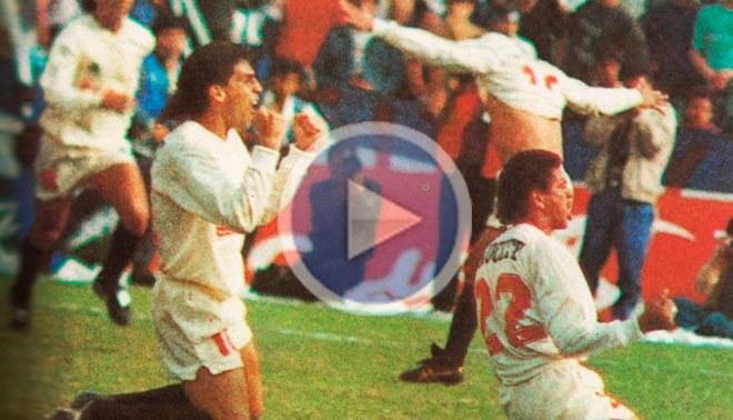 Para los hinchas de Universitario por su aniversario: ¿Cuál fue el gol que más gritaste?