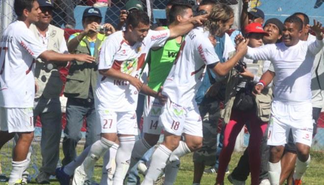 En el último minuto: Inti Gas le volteó el partido a Cobresol en Moquegua